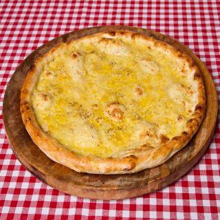29. Pizza chlieb